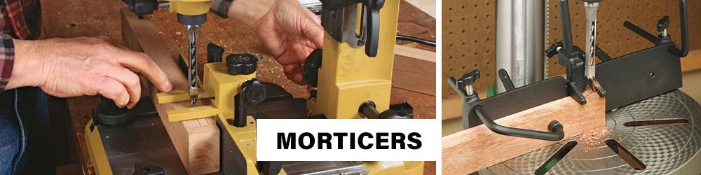 Morticer Bench Mortising Machine