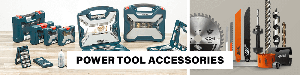 Power Tool Accessories Range
