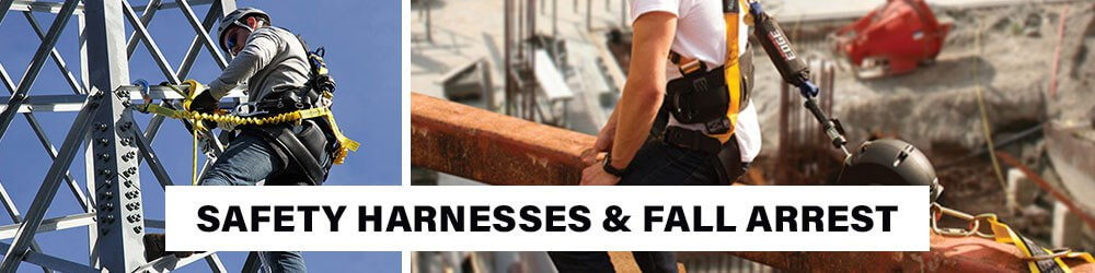 Safety Harness Fall Arrest