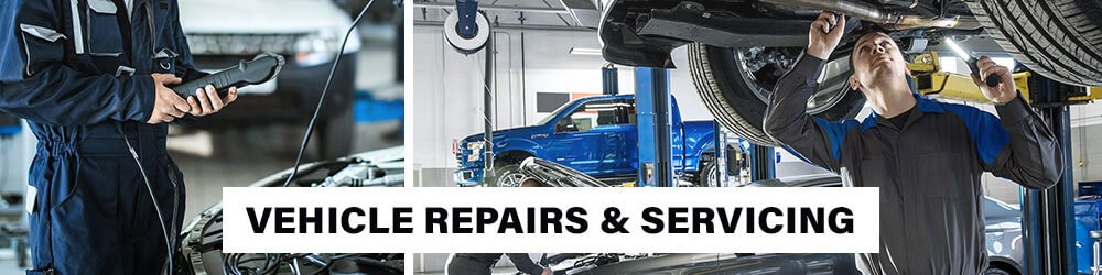 Vehicle Repair Servicing
