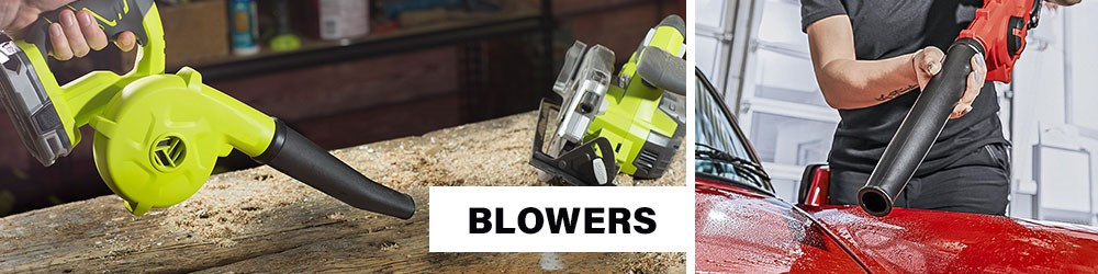 Workshop Jobsite Blowers