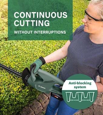 Bosch EASYHEDGECUT 18-45 18v Cordless Hedge Trimmer