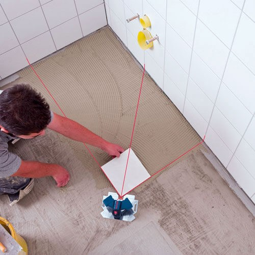 Bosch GTL 3 Floor   Wall Tile Line Laser Level 38133caede8