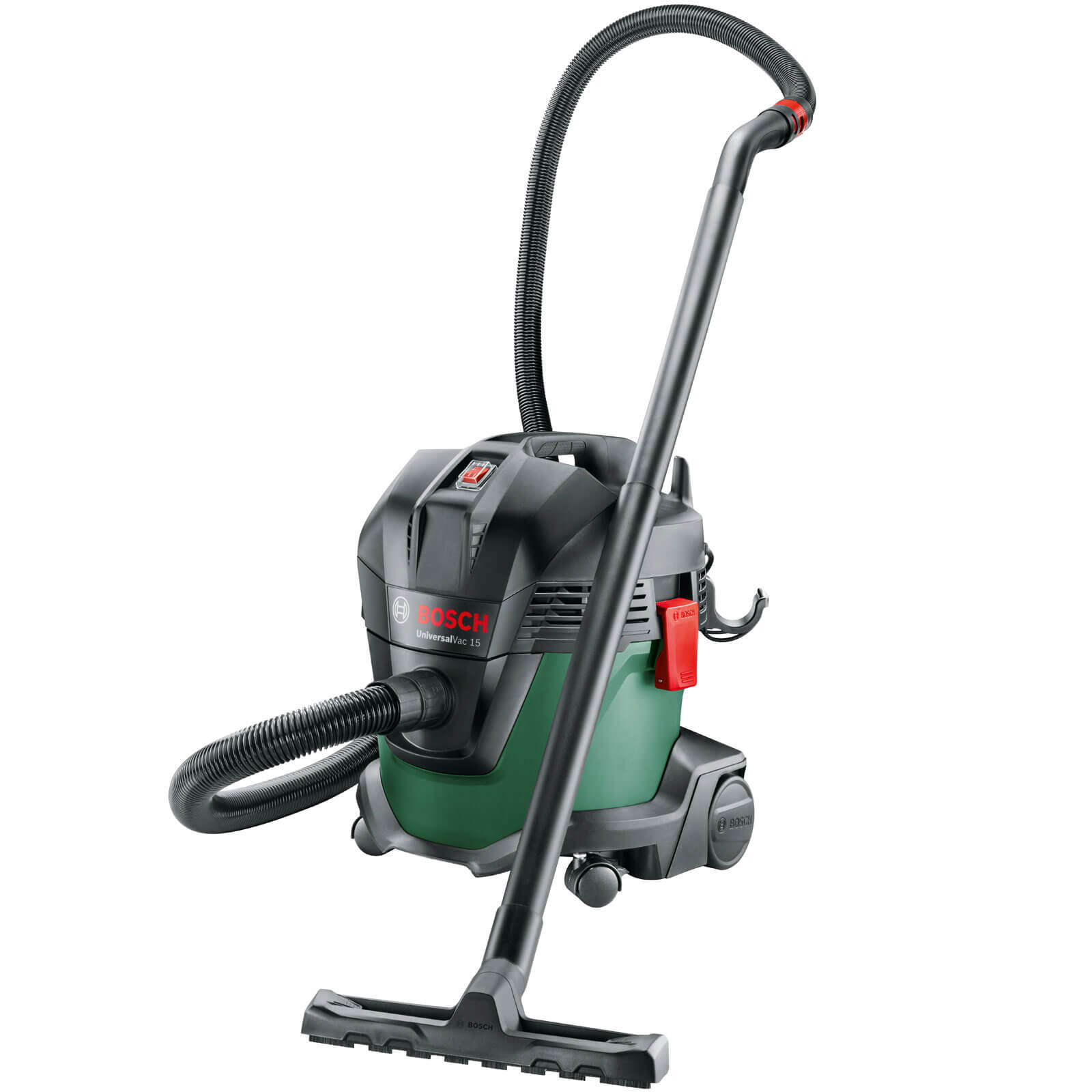 how to use bosch vacuum cleaner