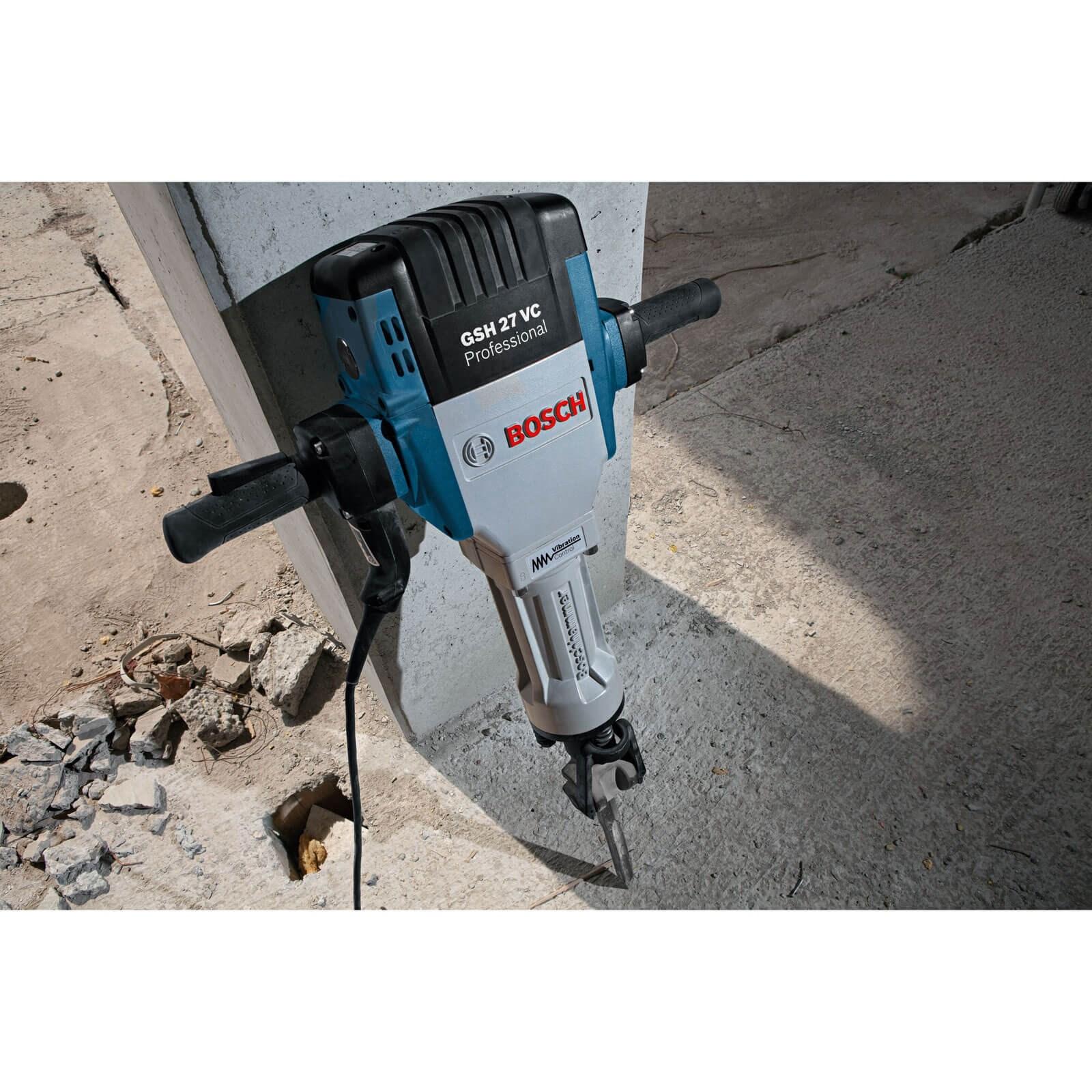VC USH27//28 Demolition Breaker Chisels Points Tarmac suit Bosch GSH16-26 GSH27
