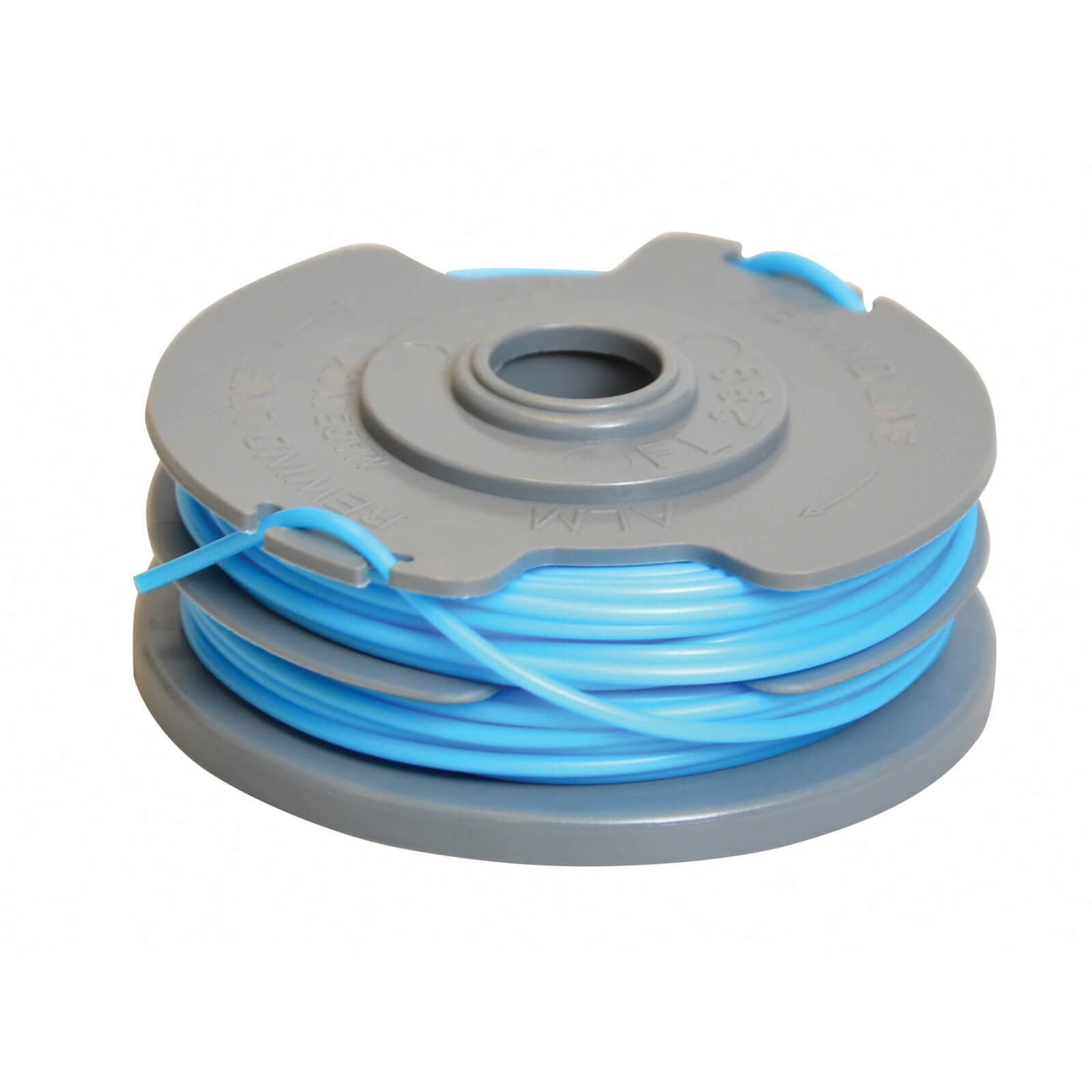 ALM FL489 Replacement Grass trimmer Spool & Line with Cover 1.5mm x ...