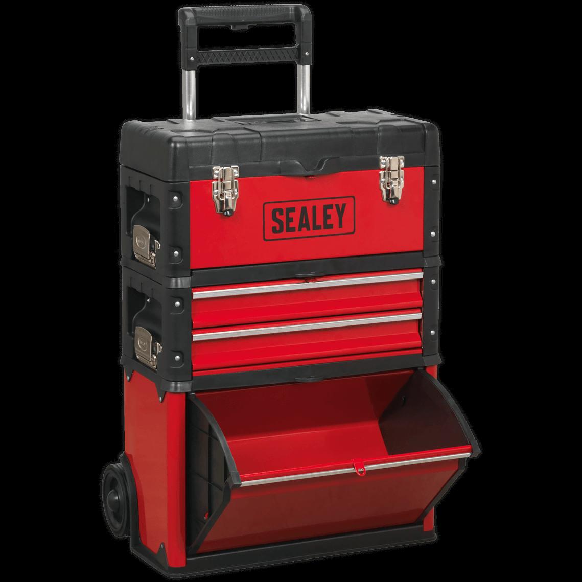 Sealey AP20 Wheeled Mobile Tool Box   Tool Boxes