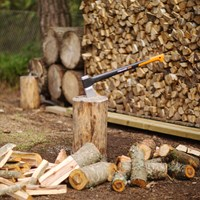 Log Splitting Axes