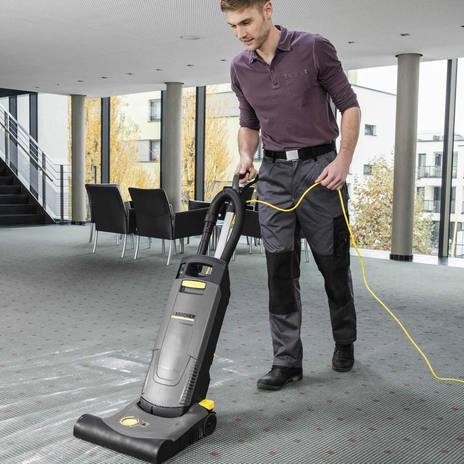 d1b2051fdb6 Karcher CV 38 2 ADV Professional Upright Vacuum Cleaner