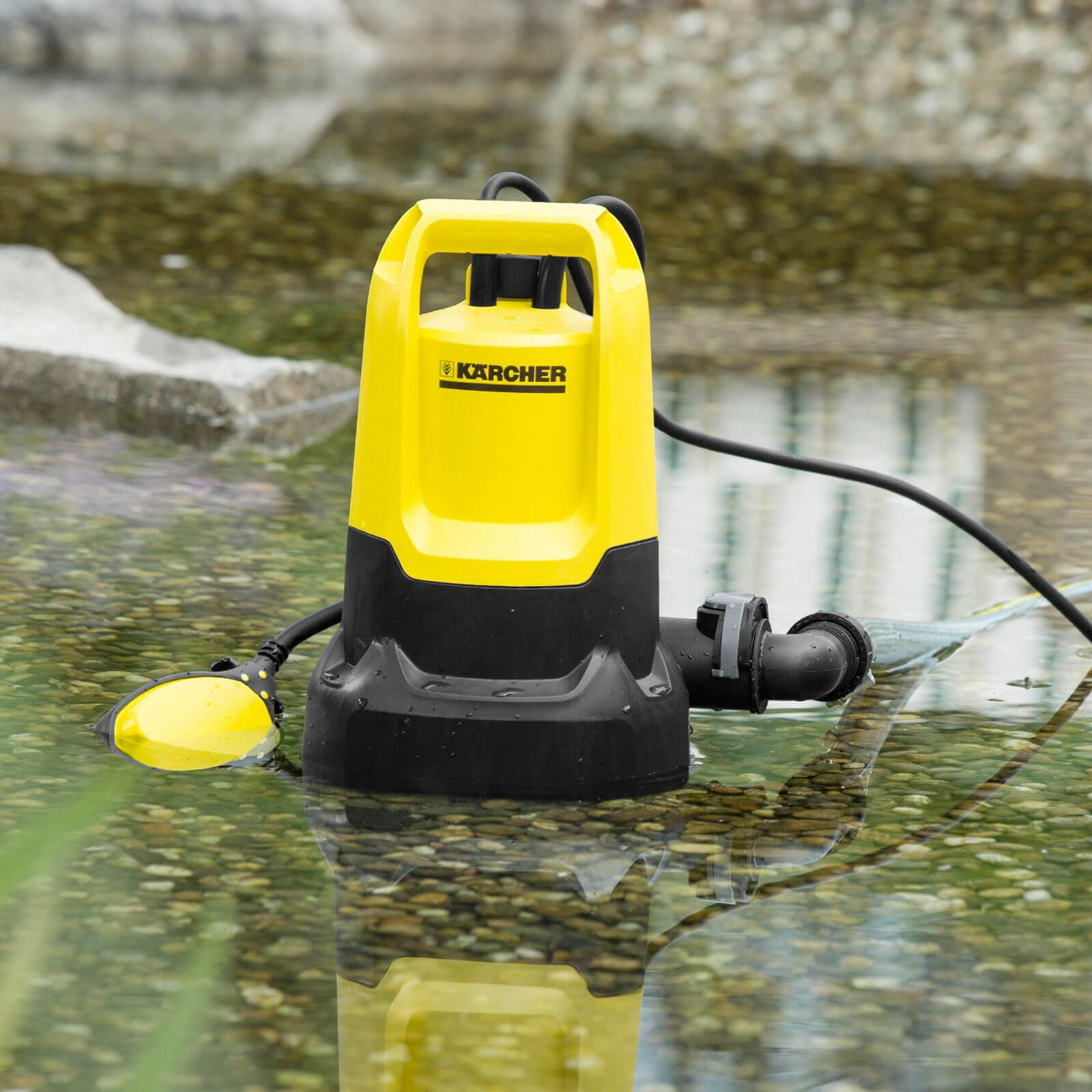 Karcher Sp 5 Submersible Dirty Water Pump Drainage 3 Dirt
