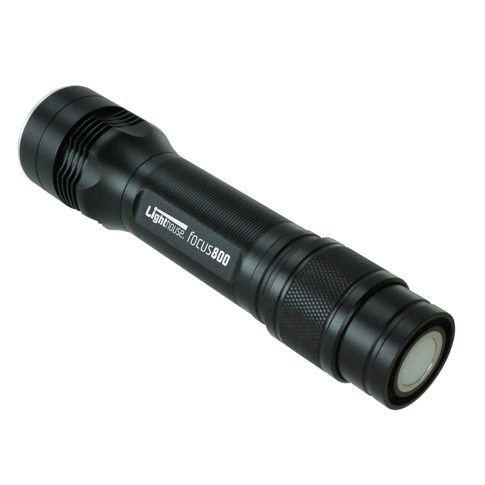 Lighthouse Elite High Performance 800 Lumens LED Rechargeable Torch /& Powerbank