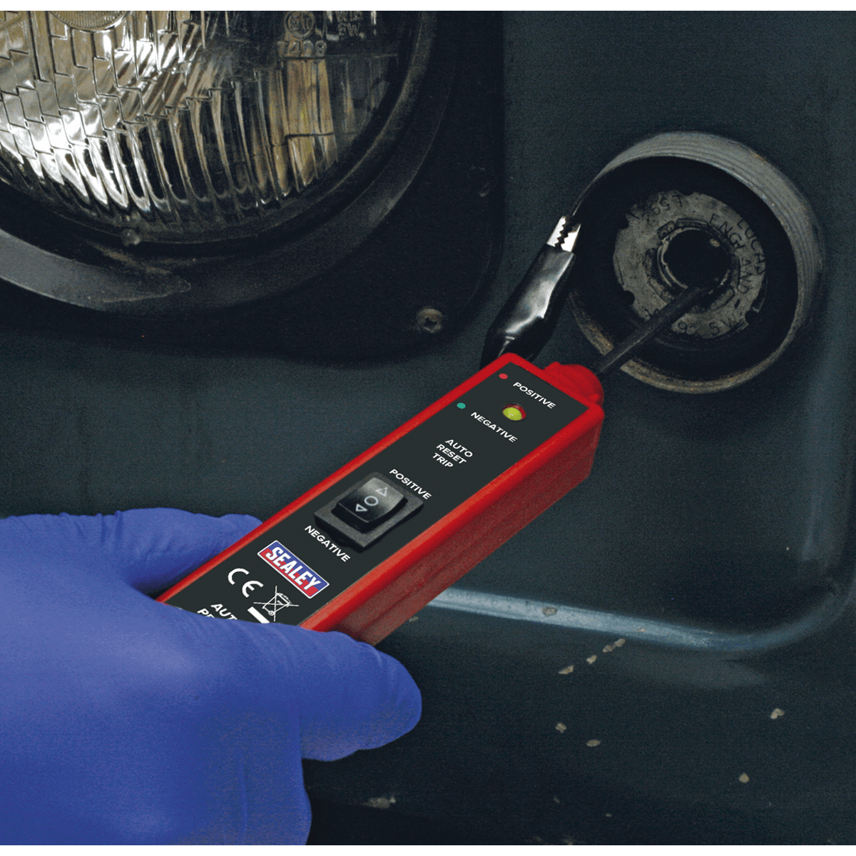 Sealey diagnostic automotive test probe