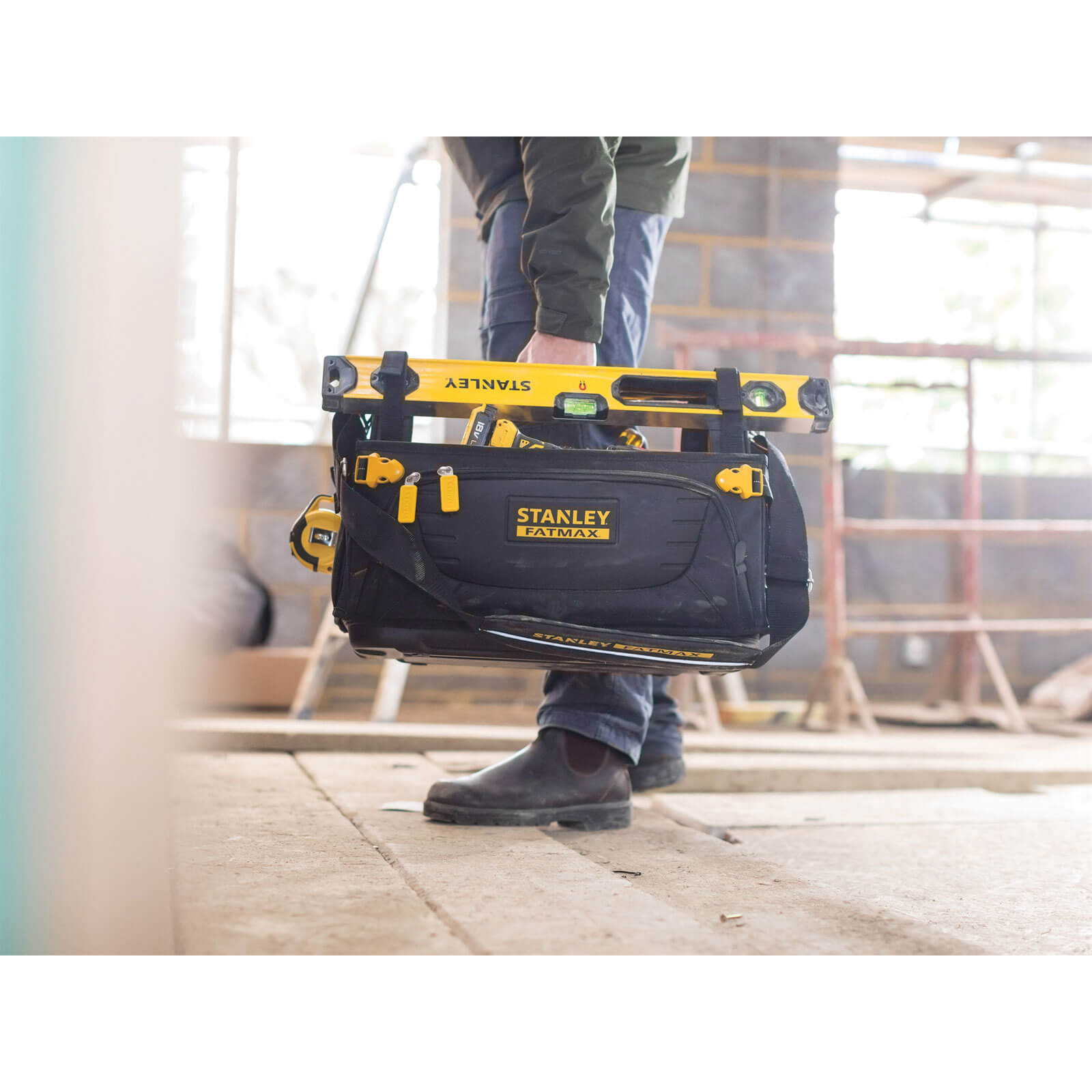 Stanley STA180146 FatMax® Quick Access Premium Tote Bag