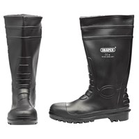 Draper Safety Wellington Boots