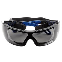 Draper Anti Fog Wraparound Safety Glasses