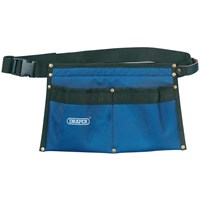 Draper Heavy Duty Double Pocket Nail Pouch