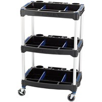 Draper 3 Level Trolley