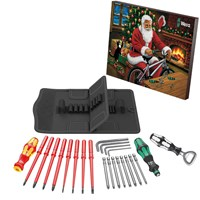 Wera Tool Christmas Advent Calendar 2018