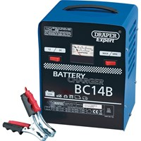 Draper Expert BC14B Vehicle Battery Charger
