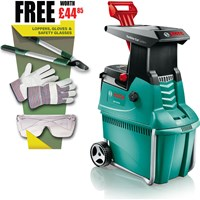 Bosch AXT 25 TC Turbine Cutting 3 in 1 Garden Shredder