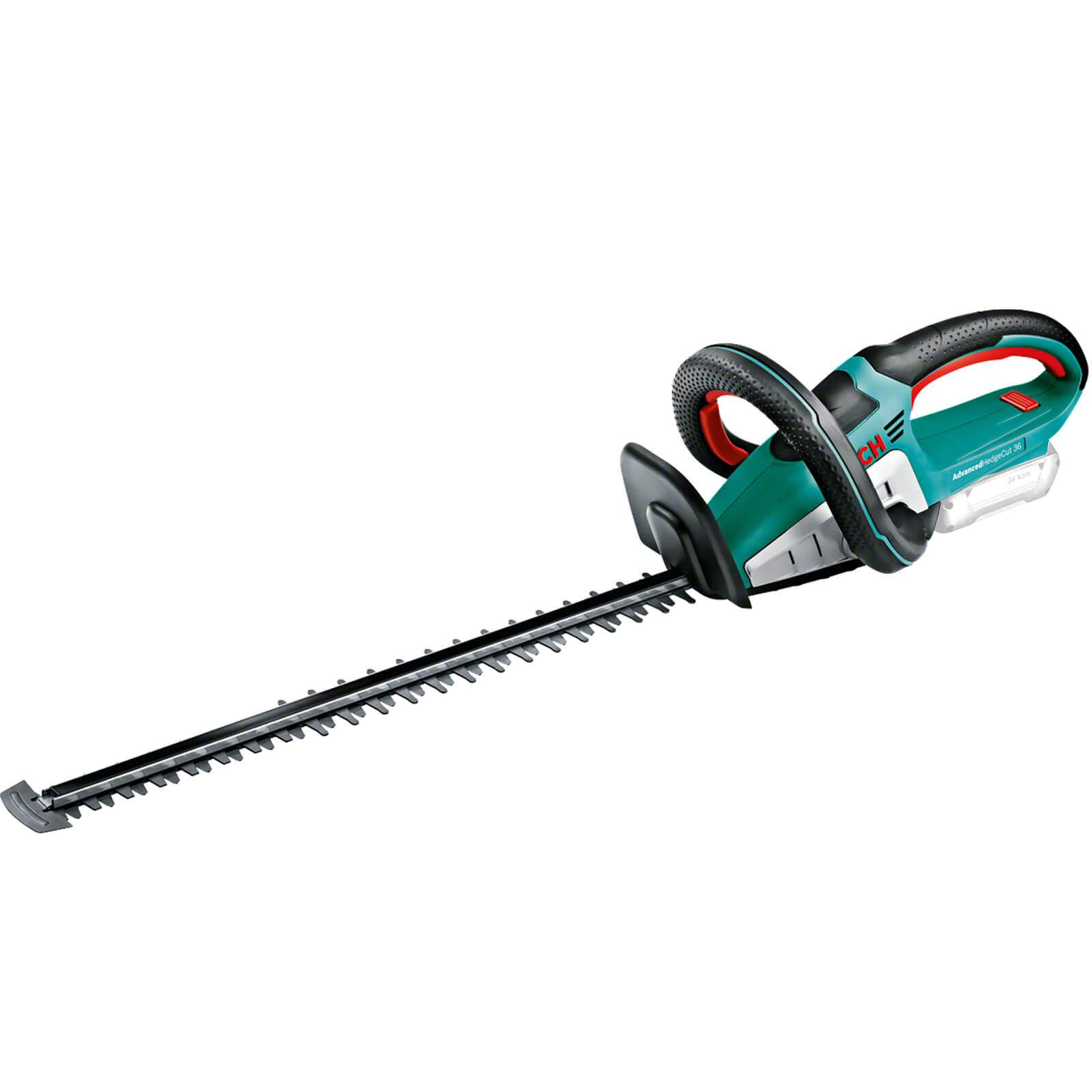 Bosch ADVANCEDHEDGECUT 36v Cordless Hedge Trimmer 540mm No Batteries No Charger