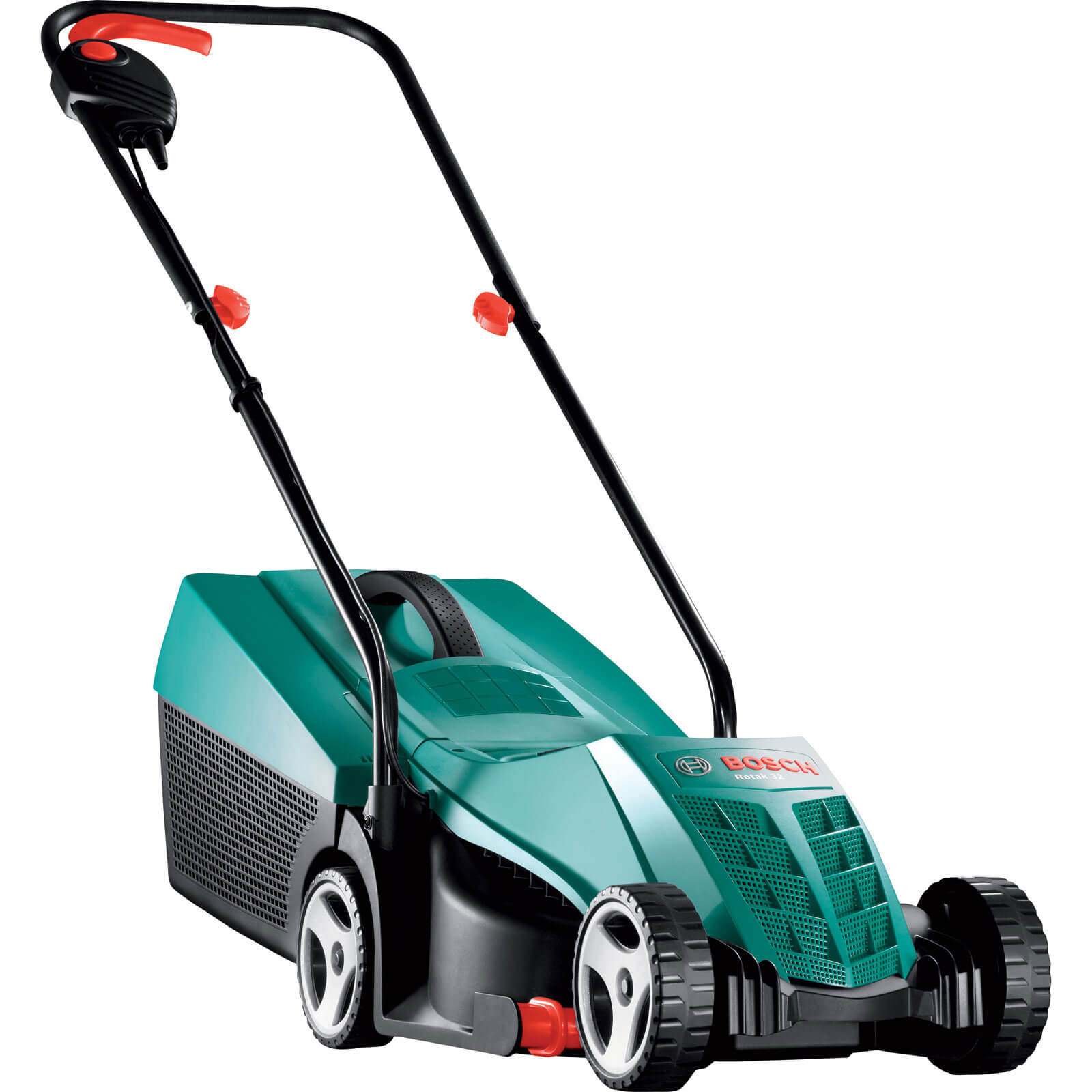 Image of Bosch ROTAK 32 R Rotary Lawnmower 320mm 240v