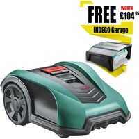 Bosch INDEGO 350 CONNECT 18v Cordless Robotic Lawnmower 190mm