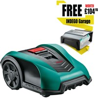 Bosch INDEGO 400 18v Cordless Robotic Lawnmower 190mm