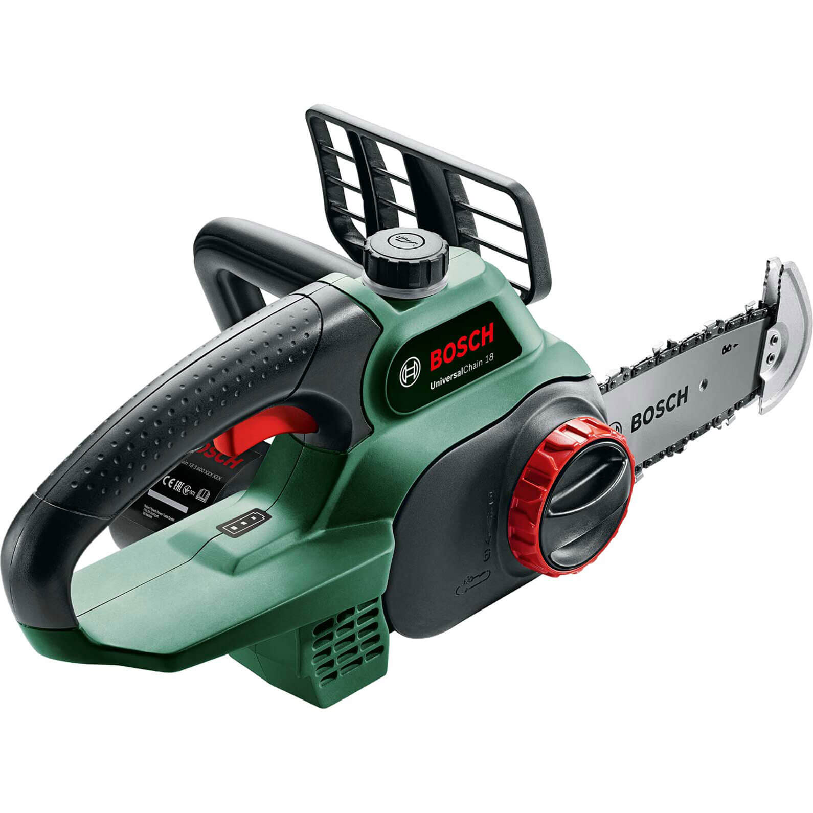 Bosch UNIVERSALCHAIN 18v Cordless Chainsaw 200mm No Batteries No Charger