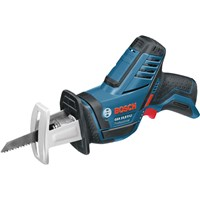 Bosch GSA 12 V-LI 12v Cordless Pocket Reciprocating Saw
