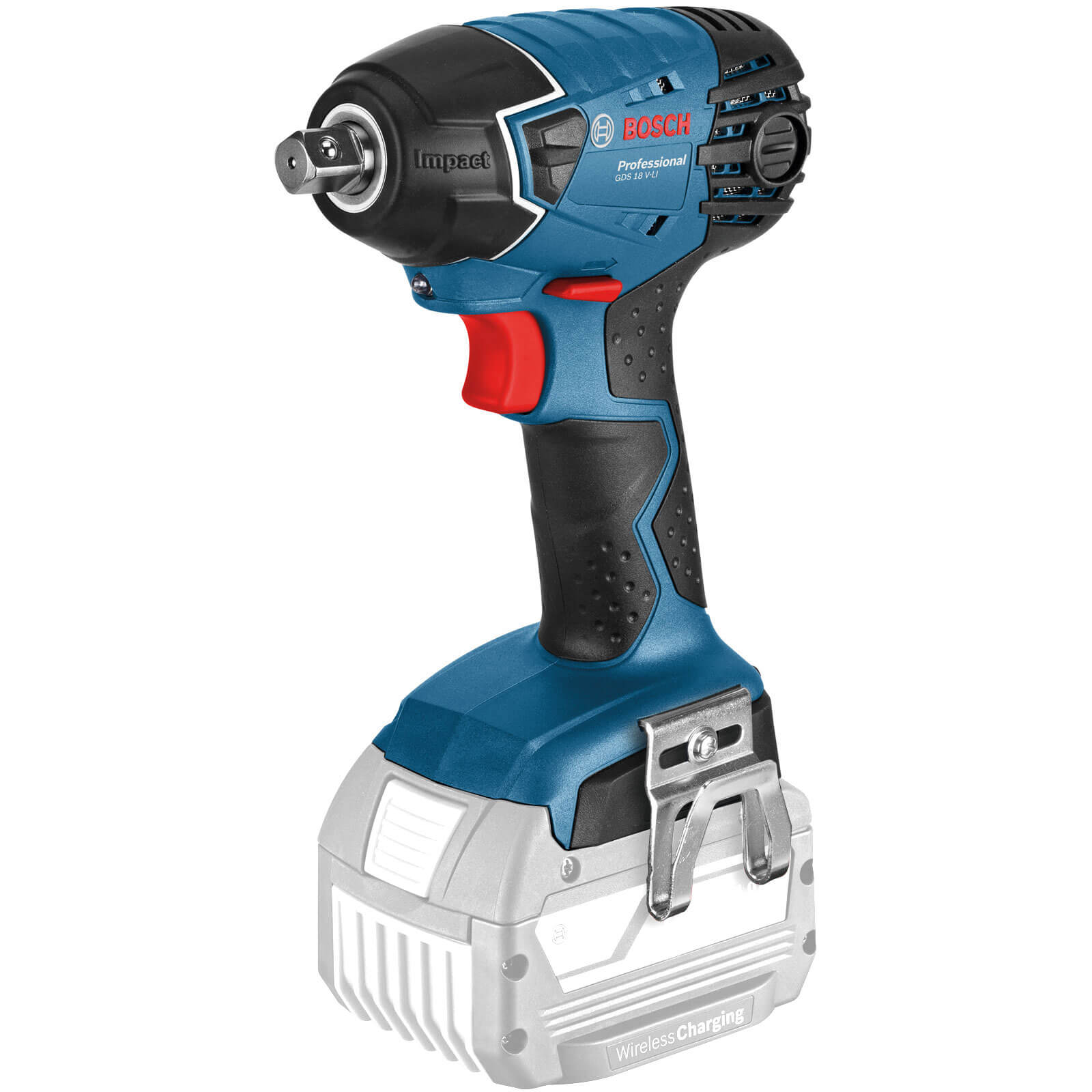 Bosch GDS 18 VLIN 18v Cordless 12 Drive Impact Wrench No Batteries No Charger No Case