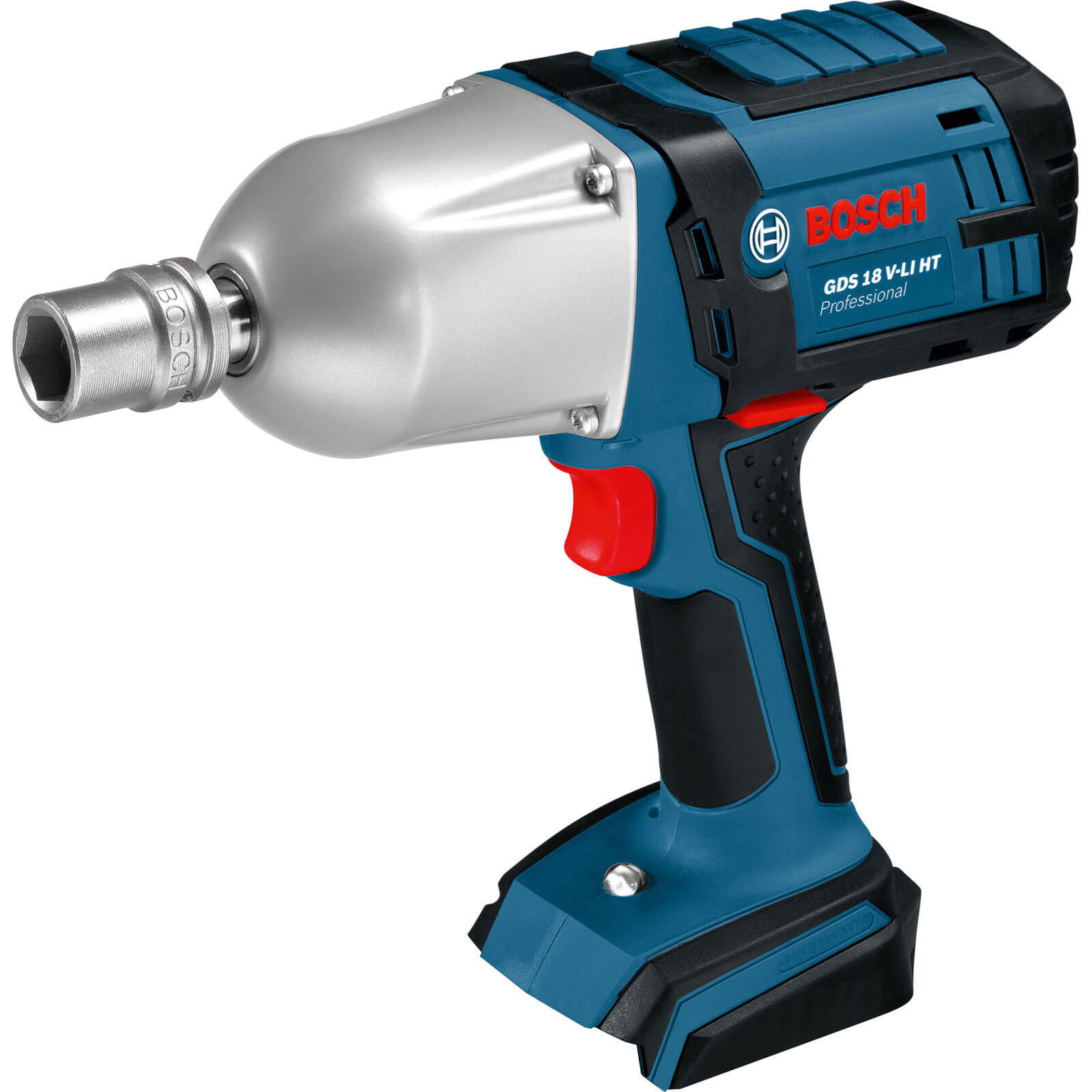 Bosch GDS 18 VLI HT 18v Cordless 12 Drive Impact Wrench No Batteries No Charger No Case