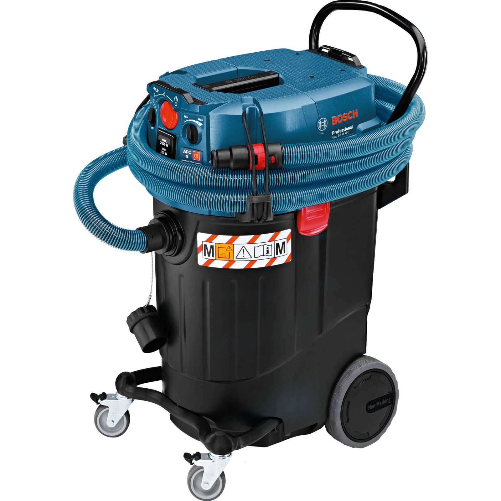 Bosch GAS 55 M AFC Wet and Dry Vacuum Dust Extractor 240v