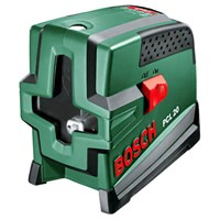 Bosch PCL 20 Self Levelling Cross Line Laser Level
