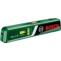 Bosch PLL 1 P Pocket Spirit Level and Laser Line Level