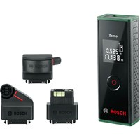Bosch ZAMO III Distance and Area Laser Measure Set