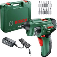 Bosch PSR SELECT 3.6v Cordless Screwdriver Set