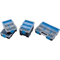 Draper 4 Piece Organiser Storage Set