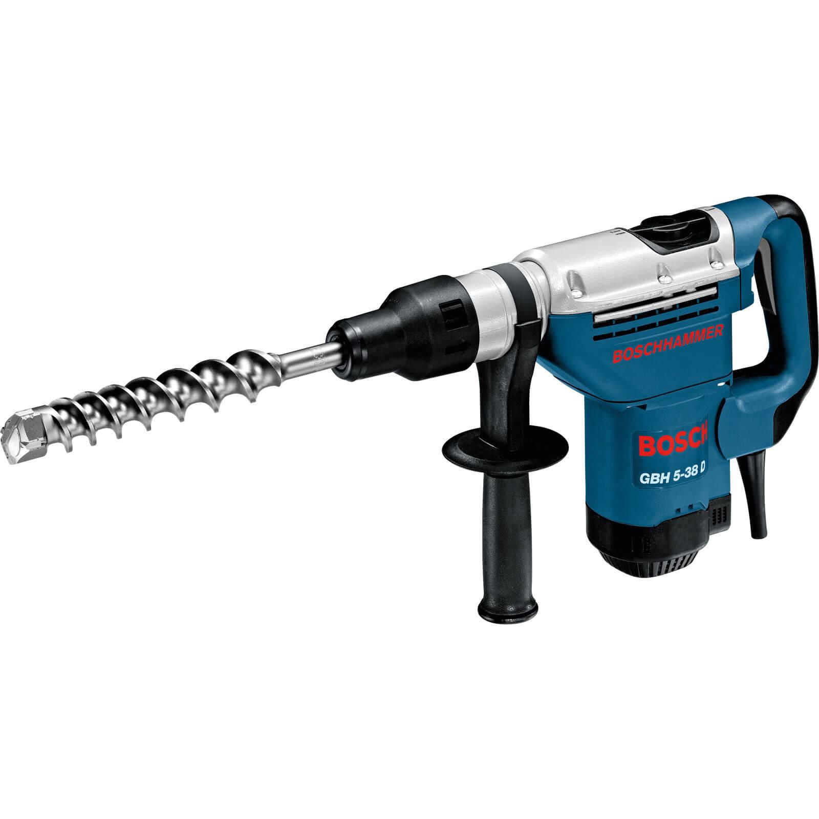 Image of Bosch GBH 5 38 SDS Max Rotary Demolition Hammer 110v