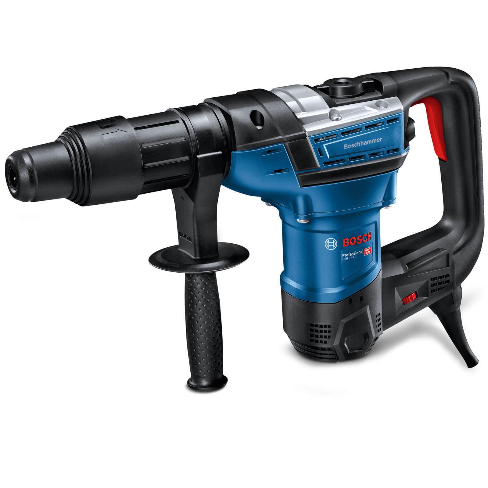 Image of Bosch GBH 5 40 D SDS MAX Rotary Demolition Hammer 240v