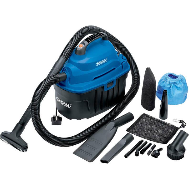 Draper WDV10 Wet and Dry Vacuum Cleaner 240v