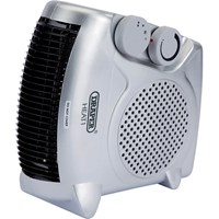 Draper Electric Fan Heater 2000W
