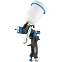 Draper GSG5-COMP-100 Gravity Feed HVLP Composite Body Air Spray Gun