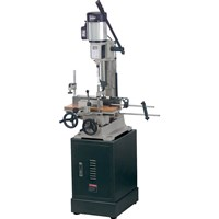 "Draper BM25 1"" Bench Morticer and Stand"