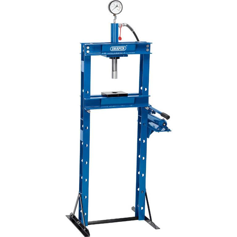 Sealey Yk10f Floor Type Hydraulic Press 20 Tonne