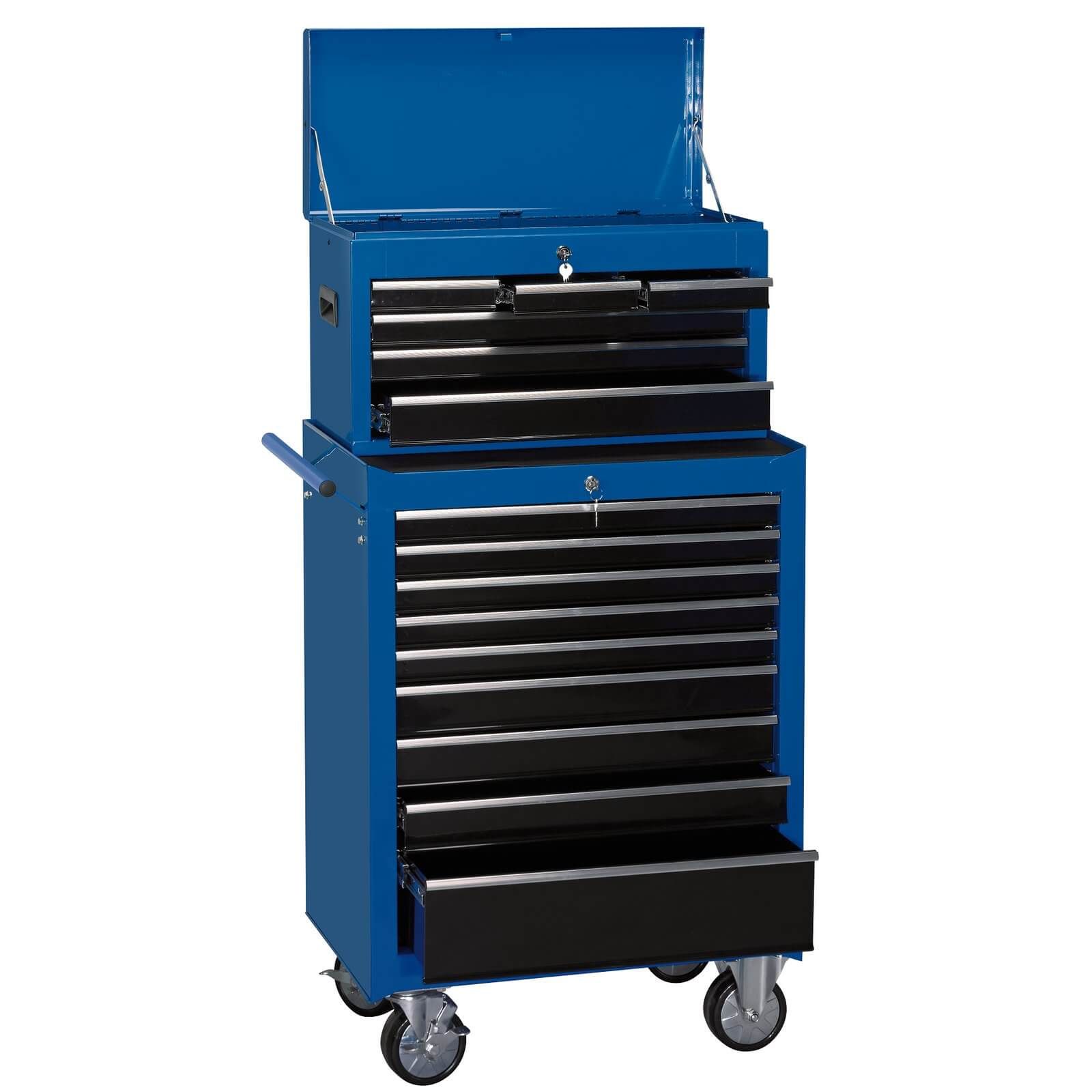 Draper 15 Drawer Roller Cabinet and Tool Chest
