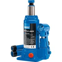 Draper 130 Series Hydraulic Bottle Jack