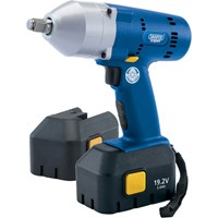 "Draper CIW19NMH 19.2v Cordless 1/2"" Drive Impact Wrench"