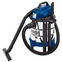 Draper WDV20ASS Wet & Dry Vacuum Cleaner / Blower