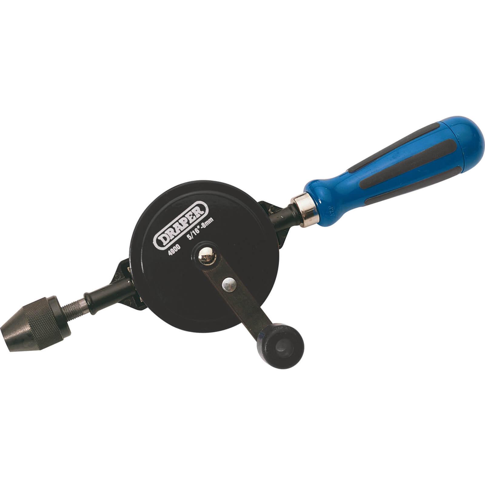 Draper Double Pinion Hand Drill